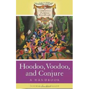 Hoodoo Voodoo And Conjure A Handbook Cover