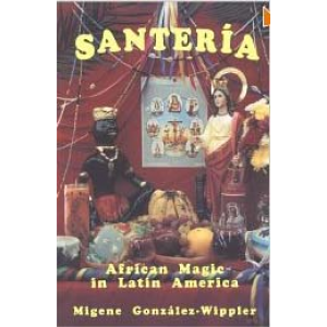 Santeria African Magic In Latin America Cover