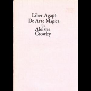 Liber 414 Agape De Arte Magica Cover