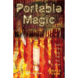 Portable Magic Tarot Tarot In The Only Tool You Need Cover