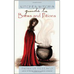 A Witchs Beverages And Brews Magick Potions Made Easy Cover
