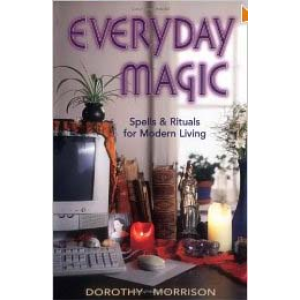 Everyday Magic Spells And Rituals For Modern Living Cover