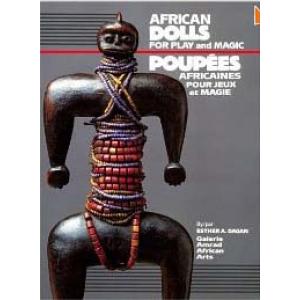 African Dolls For Play And For Magic Cover