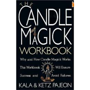The Candle Magick Workbook Why And How Candle Magick Works Cover