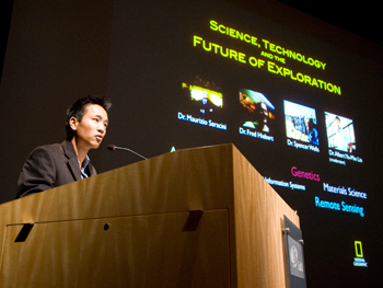 National Geographic Explorer's Presentation