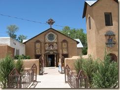 Chimayo Nino Church