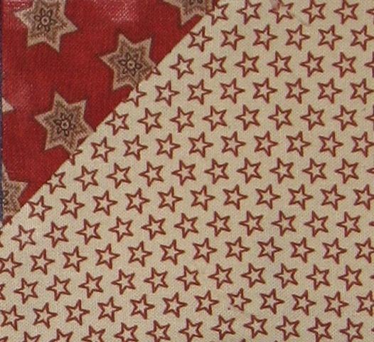 star fabric sample