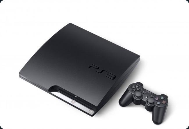 PS3 Slim 4