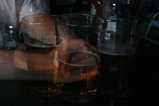 Pub hands
