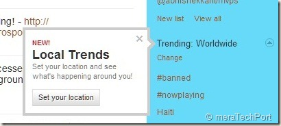 twitter local trendsZ