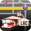 LACoFD Fire Station Directory icon