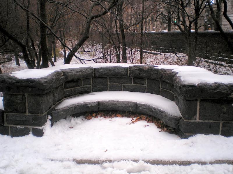Banco no Central Park