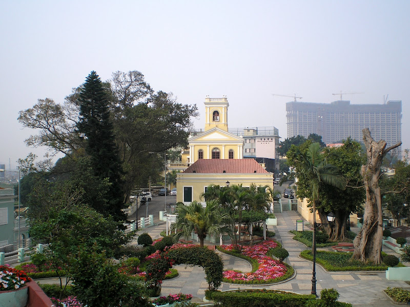 Macau, Largo do carmo