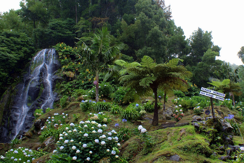 Achada, Açores