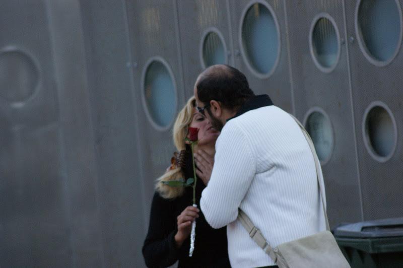 Beijo no Rossio