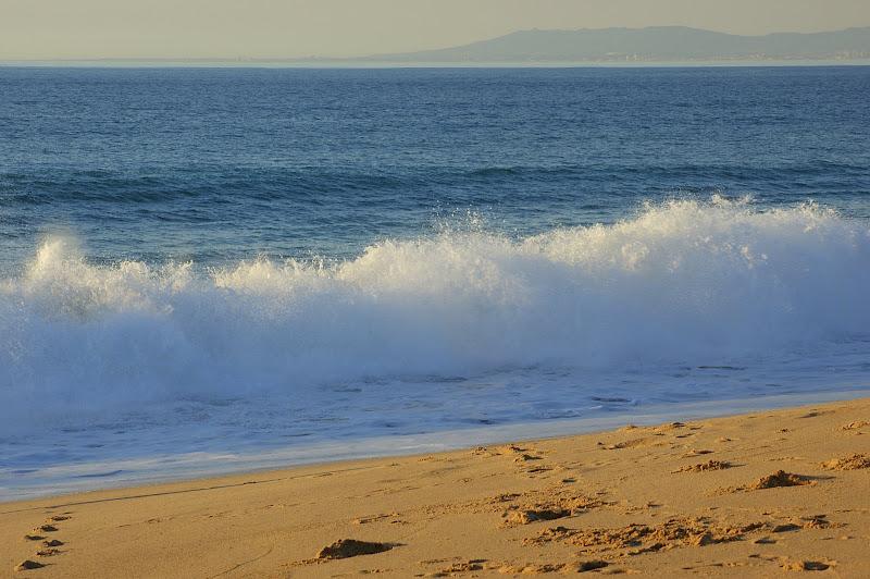O mar em Sesimbra
