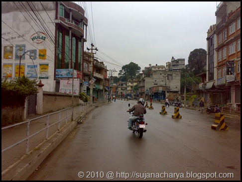 Bandh or Dashain  (3)