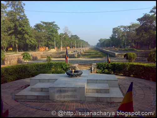 Lumbini-the birth place of Lord Buddha (6)