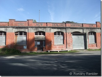 NZ Shipping Co Building