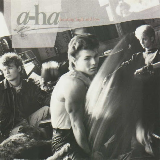 Album 'A-ha - Hunting High And Low'