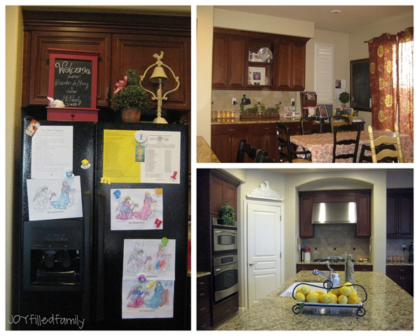 JOYfilledfamily kitchen
