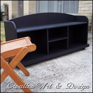 bookcase bench 005