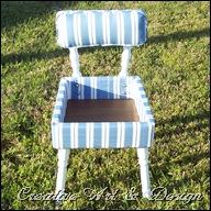 vanity chair 008