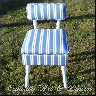 vanity chair 007
