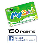 MyCard 150 Points (Reload Facebook games)