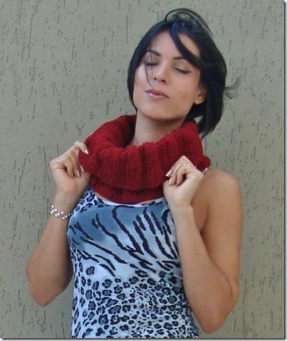 moda de novela look gola avulsa de tricot 02