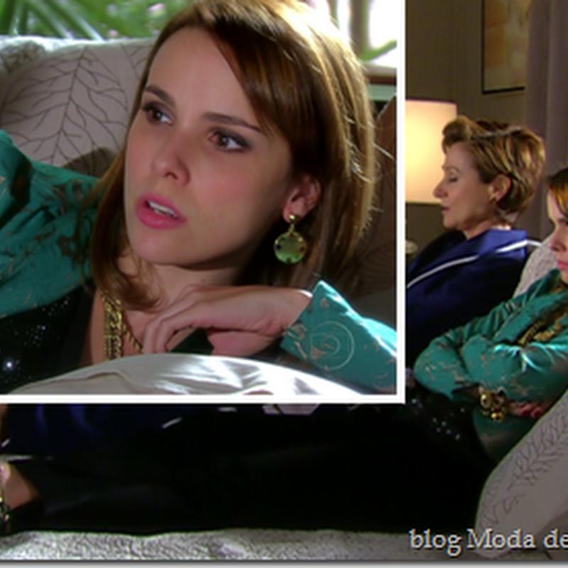 Mais alguns looks da Beatriz na novela Escrito nas Estrelas