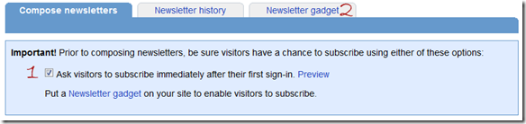configure-newsletter