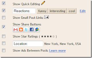 tombol berbagi pada blogspot
