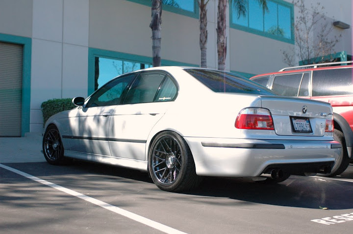 Bbs Rc On Silver E39 M5 Bmw M5 Forum And M6 Forums