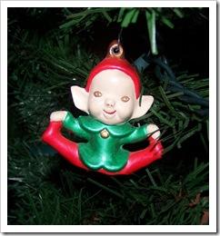 ceramic elf