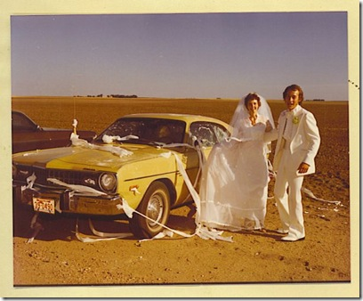 wedding 1976