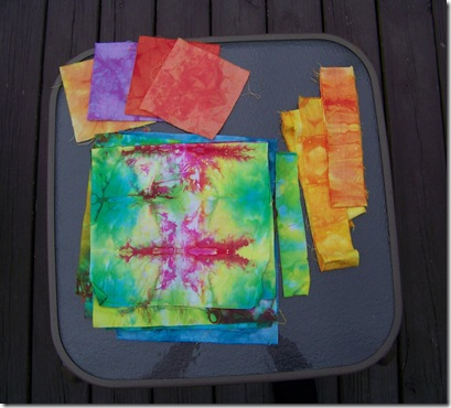 hand dyed fabric 4
