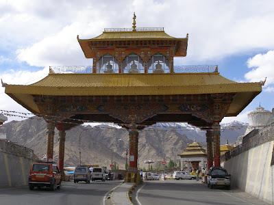 Main gate of Leh