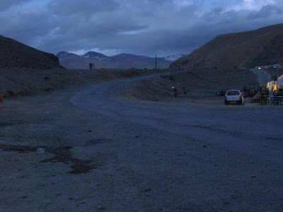 The Road to Leh from Pang