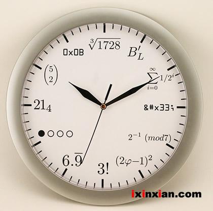 极客时钟(Geek Clock)-爱新鲜