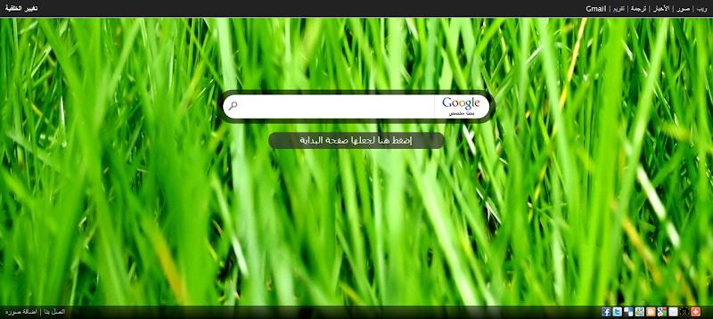 تغيير مظهر صفحة القوقل image004.png