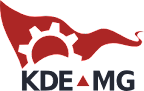 KDE-MG logo