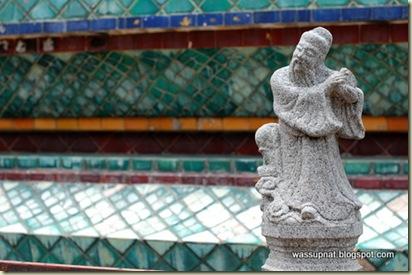 Chinese statue??