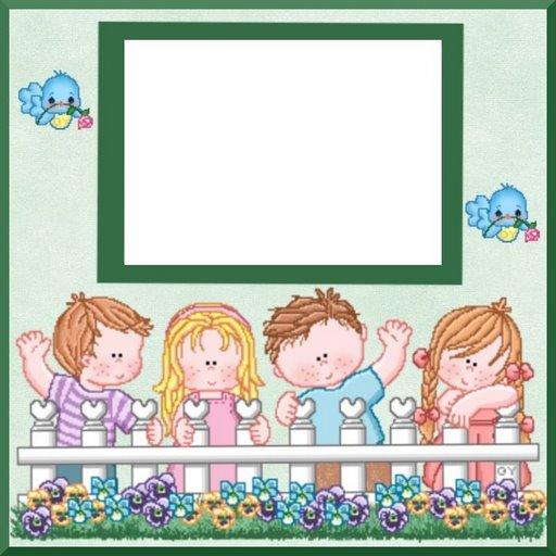 Guardas decorativas infantiles para imprimir - Imagui