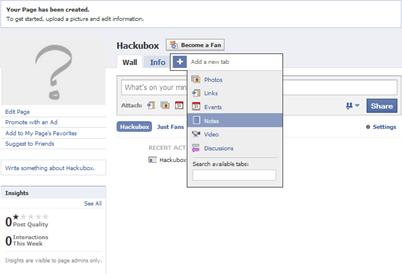 Facebook Fanbox3