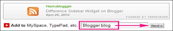 ปรับแต่ง templates blogger