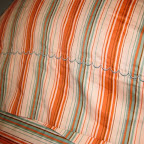 """Sferra sheets in """"Candy Stripe"""""""