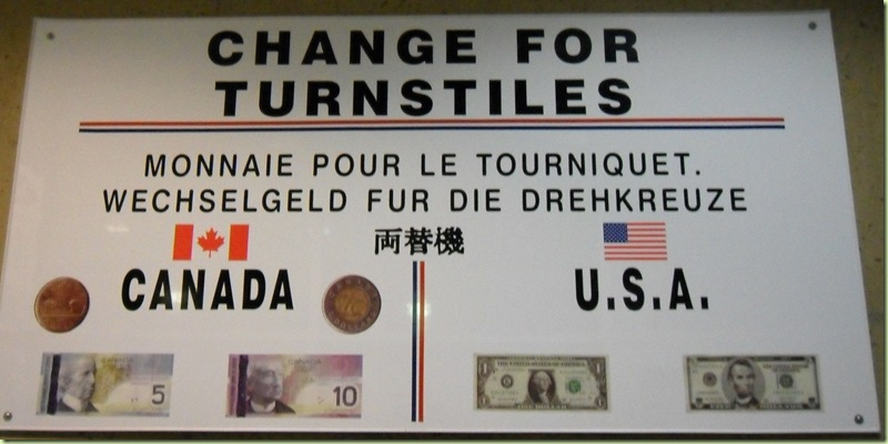 Change to USA