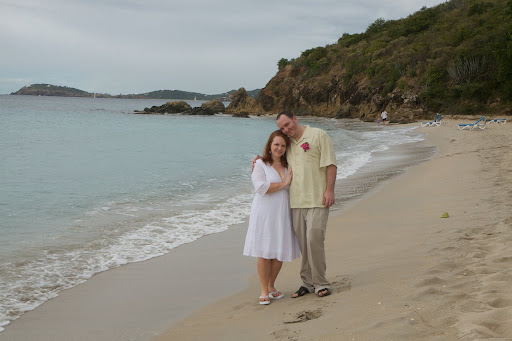 Monica and John's Wedding in St.Thomas, USVI