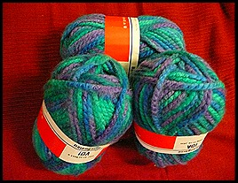 yarn, knitting, needle, knit 006